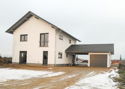 Einfamilienhaus Projekt 1