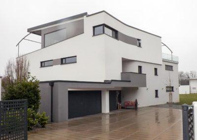 Einfamilienhaus Projekt 3