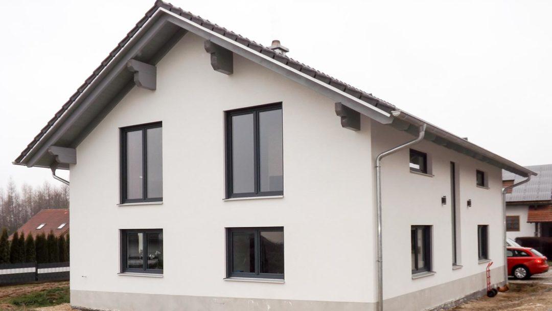 Einfamilienhaus Projekt 4