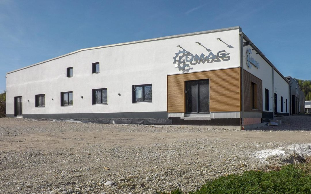 Gewerbebau LUMAG GmbH Projekt 7